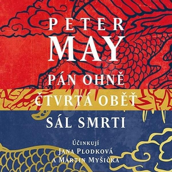 Balíček audioknih ze série Čínské thrillery za výhodnou cenu - Peter May