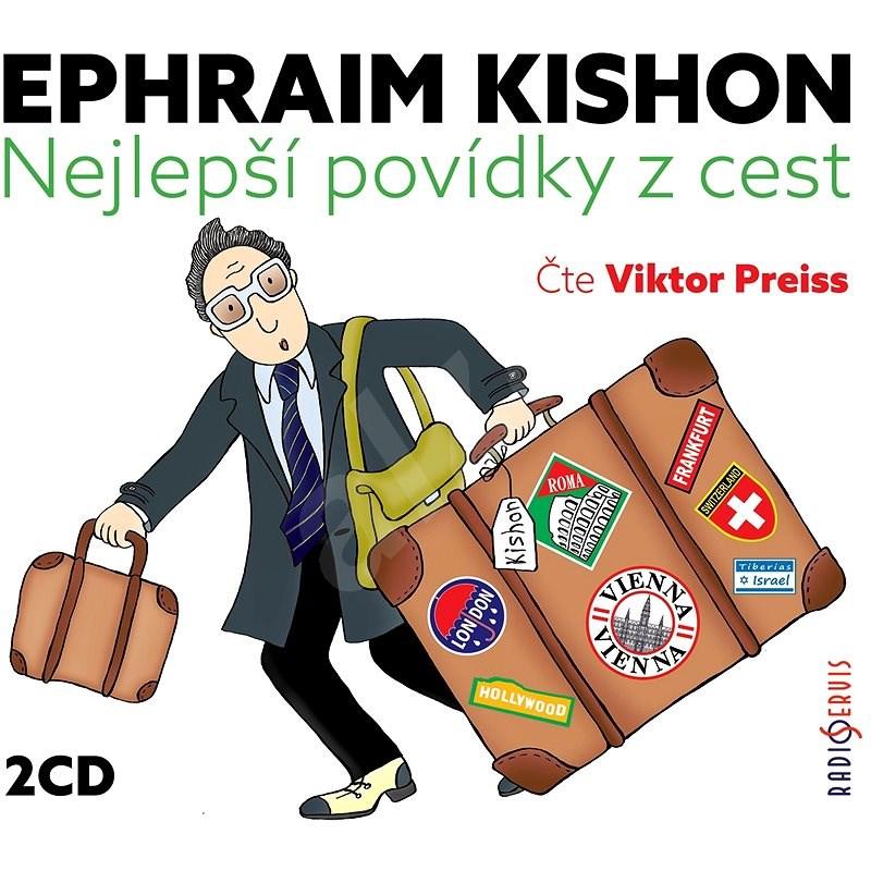 Nejlepší povídky z cest - Ephraim Kishon