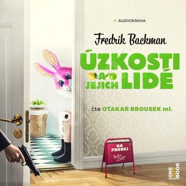 Úzkosti a jejich lidé - Fredrik Backman