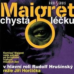 Maigret chystá léčku - Georges Simenon