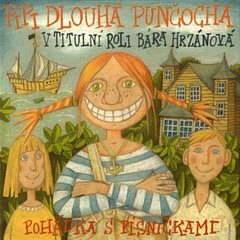 Pipi Dlouhá punčocha - Astrid Lindgrenová