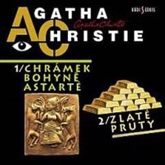 Chrámek bohyně Astarté / Zlaté pruty - Agatha Christie