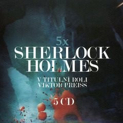 5x Sherlock Holmes - Arthur Conan Doyle