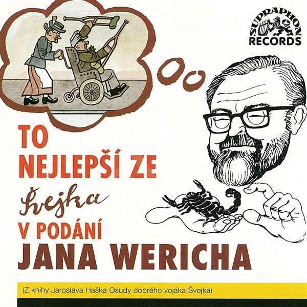 To nejlepší ze Švejka - Jaroslav Hašek