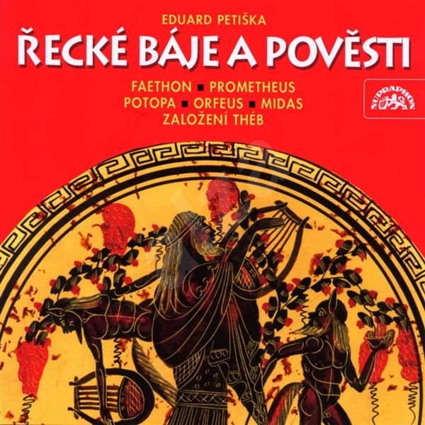 Greek Myths and Legends - Eduard Petiška