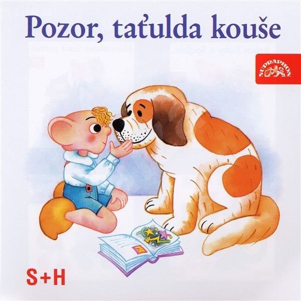 Pozor, taťulda kouše - Vladimír Straka