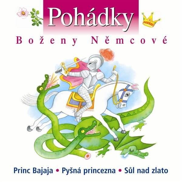 Pohádky Boženy Němcové - František Pavlíček