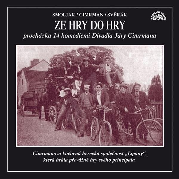 Ze hry do hry - Zdeněk Svěrák