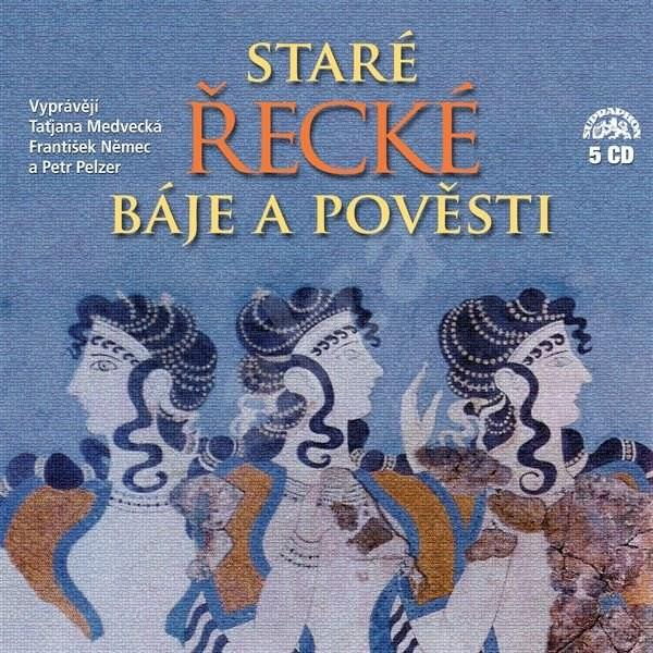 Staré řecké báje a pověsti (Komplet 5 alb) - Eduard Petiška