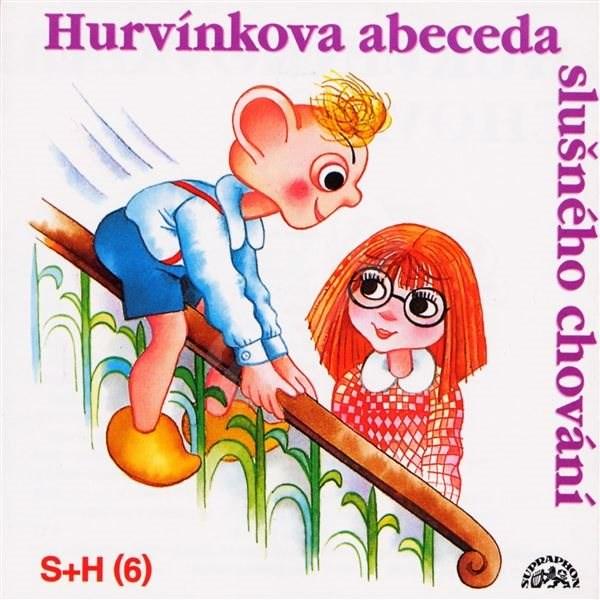 Hurvínkova abeceda slušného chování - Vladimír Straka