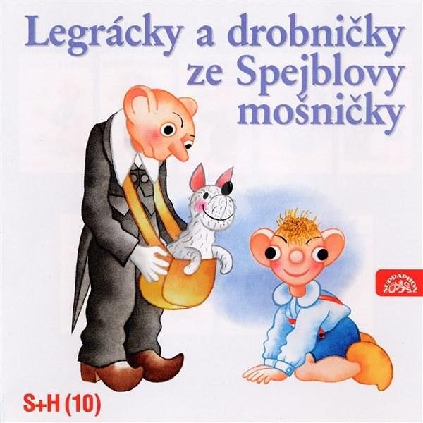 Legrácky a drobničky ze Spejblovy mošničky - František Nepil