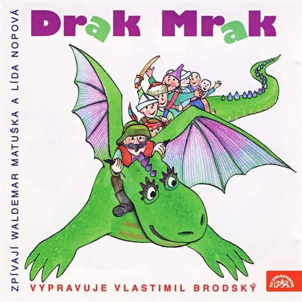 Drak Mrak - Markéta Zinnerová