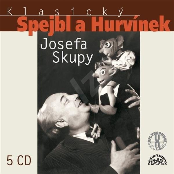 Klasický Spejbl a Hurvínek Josefa Skupy - Josef Skupa