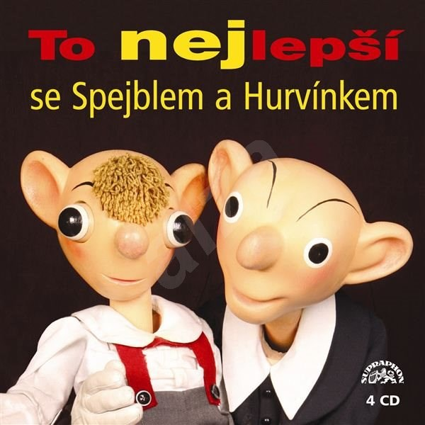 To nejlepší se Spejblem a Hurvínkem - Frank Wenig