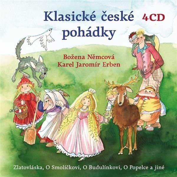 Klasické české pohádky - Božena Němcová