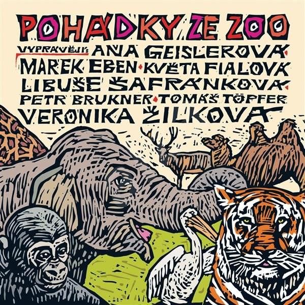 Pohádky ze ZOO - Petr Skoumal