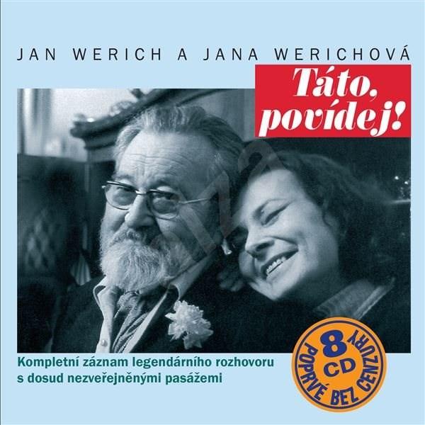 Táto, povídej! Komplet 8CD - Jan Werich