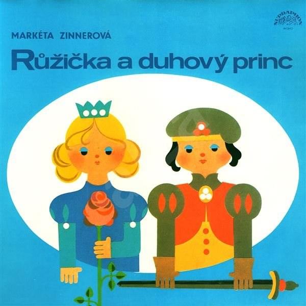 Růžička a duhový princ - Markéta Zinnerová