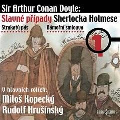 Slavné případy Sherlocka Holmese 1 - Arthur Conan Doyle