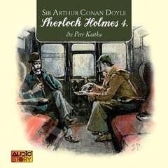 Sherlock Holmes 4 - Sir Arthur Conan Doyle