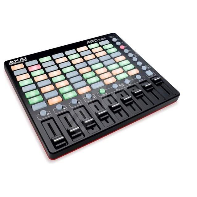 AKAI Pro APC Mini - MIDI kontroler