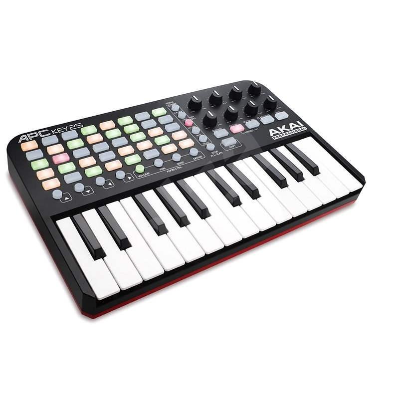 AKAI Pro APC Key 25 - MIDI klávesy