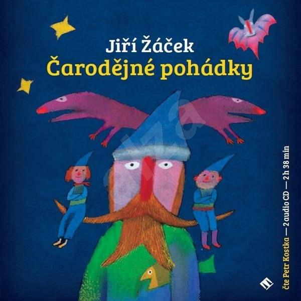 Čarodějné pohádky - Jiří Žáček