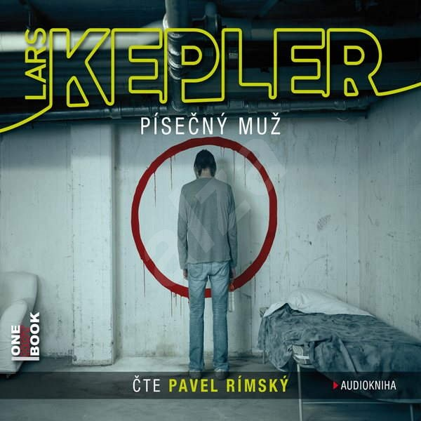 Písečný muž - Lars Kepler