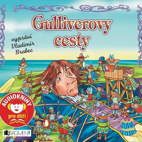 Gulliverovy cesty - Jana Eislerová  Jonathan Swift