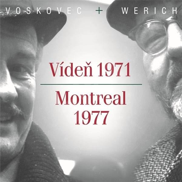 Vídeň 1971 - Montreal 1977 - Jan Werich  Jiří Voskovec