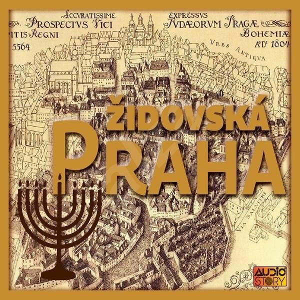 Židovská Praha - Alois Jirásek  Julius Košnář  Leopold Weisel  Václav Cibula  Václav Vladivoj Tomek