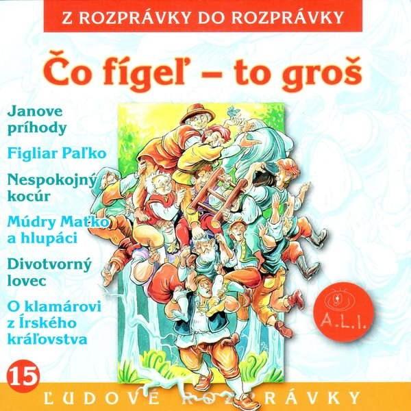 Čo figeľ - to groš - František Obžera