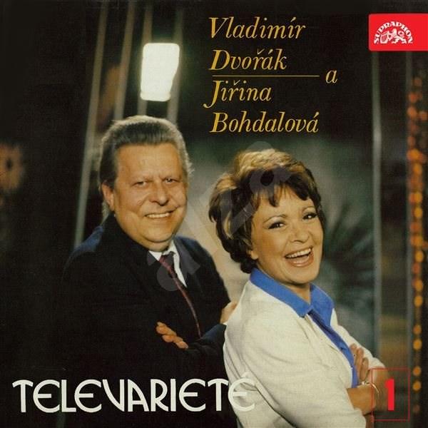 Vladimír Dvořák a Jiřina Bohdalová v Televarieté /1/ - Vladimír Dvořák