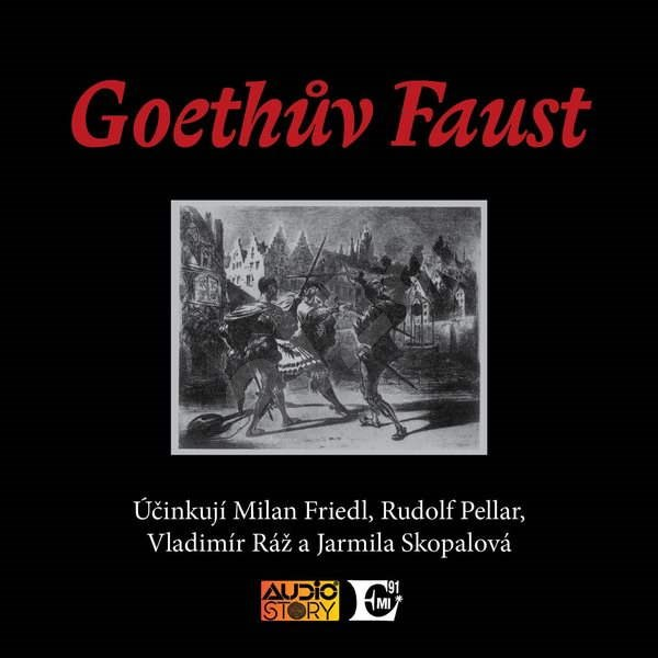 Goethův Faust - František Tomáš Bratránek