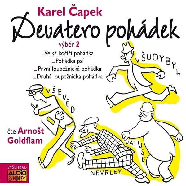 Devatero pohádek – výběr 2 - Karel Čapek