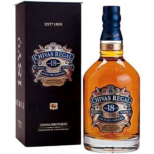 Chivas Regal 18Y 1l 40% GB - Whisky