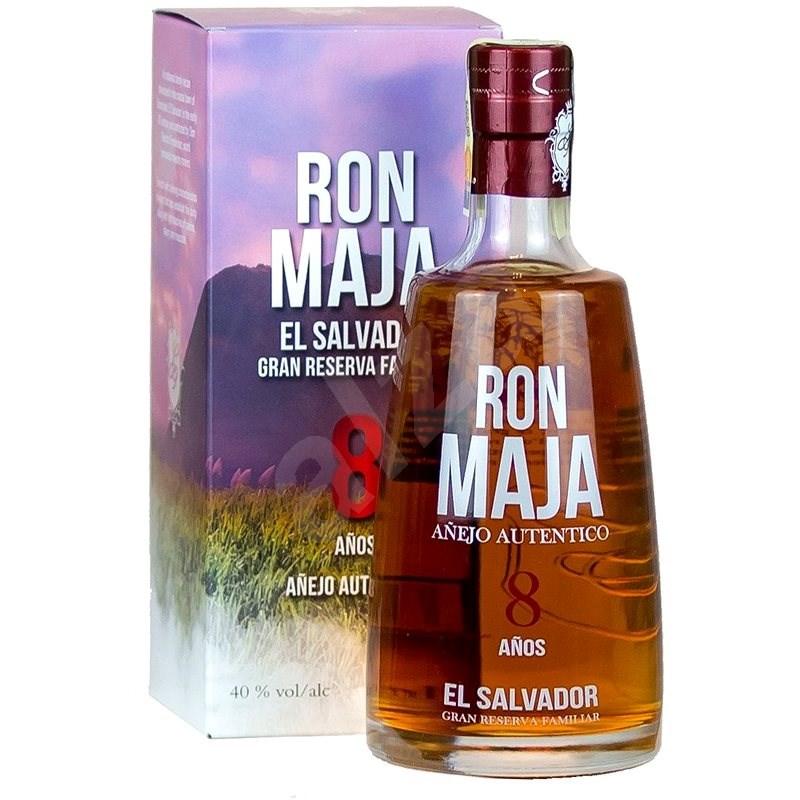 Ron Maja 8Y 0,7L 40% - Rum