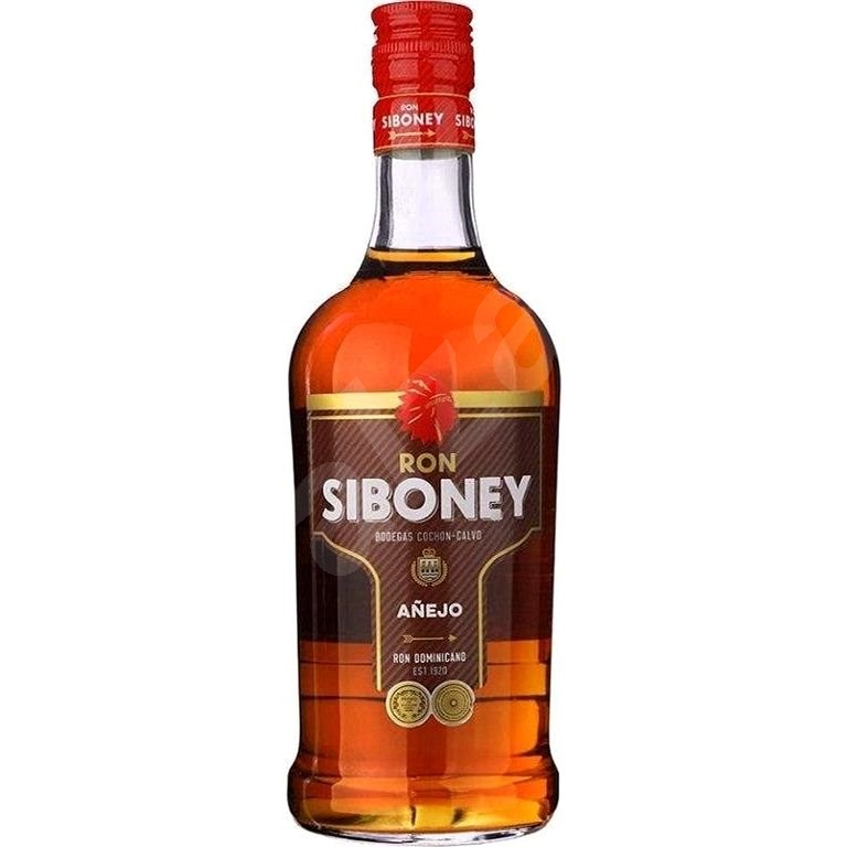 Ron Siboney Anejo 1L 37,5% - Rum