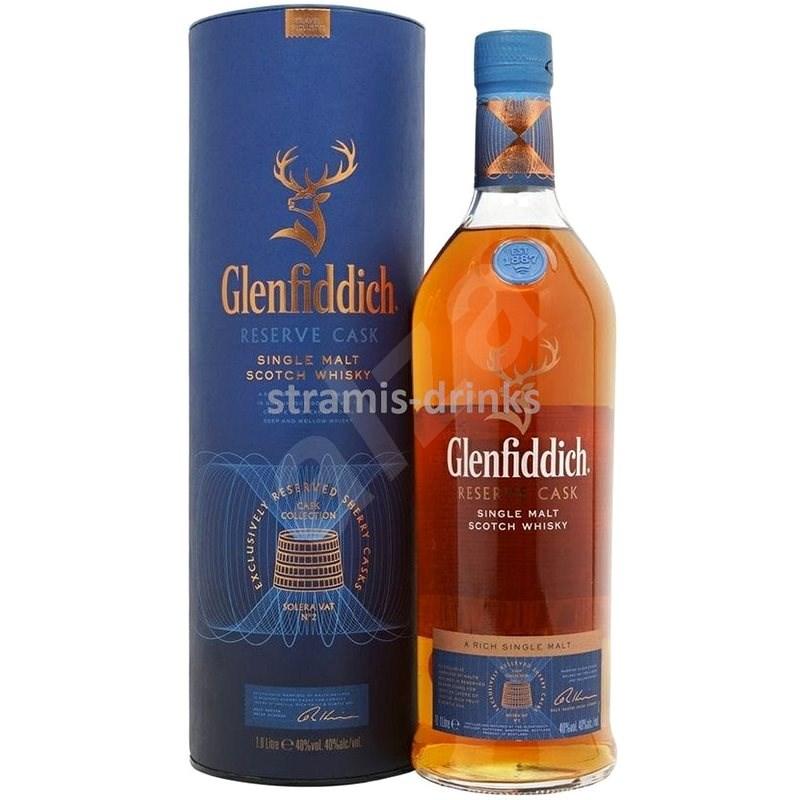 Glenfiddich Cask Collection Reserve Cask 1l 40% - Whisky