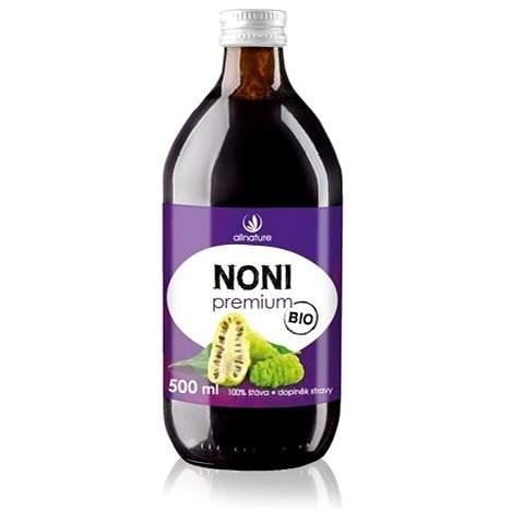 Allnature Premium Noni BIO 500 ml - Doplněk stravy