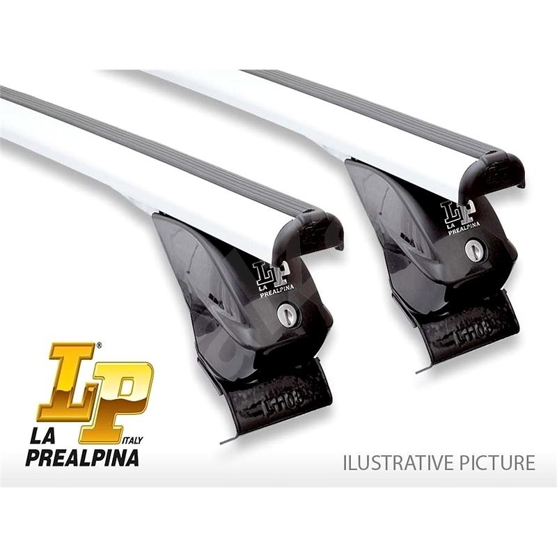 LaPrealpina L1414/10901 Roof Rack for Mazda CX3 Production Year 2014- - Roof Racks