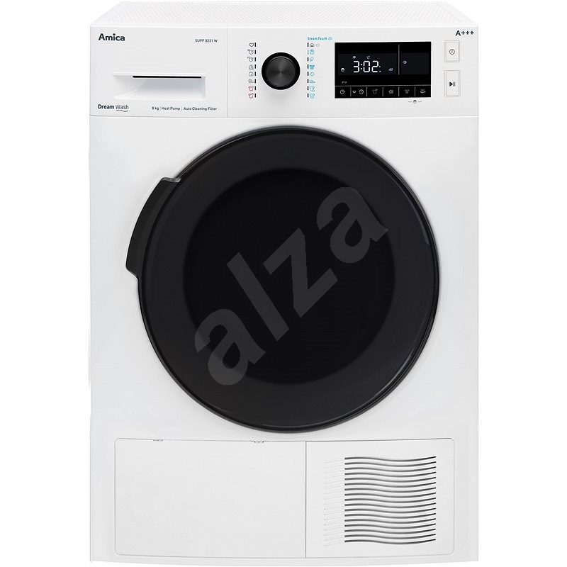 AMICA SUPF 8231 W - Sušička prádla