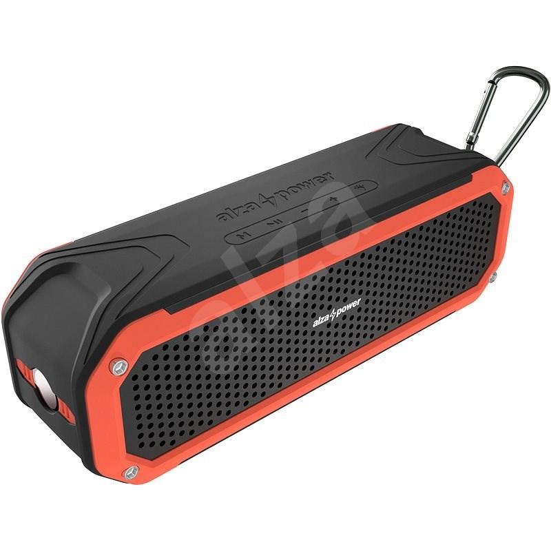 APW RAGE R2 červený - Bluetooth reproduktor