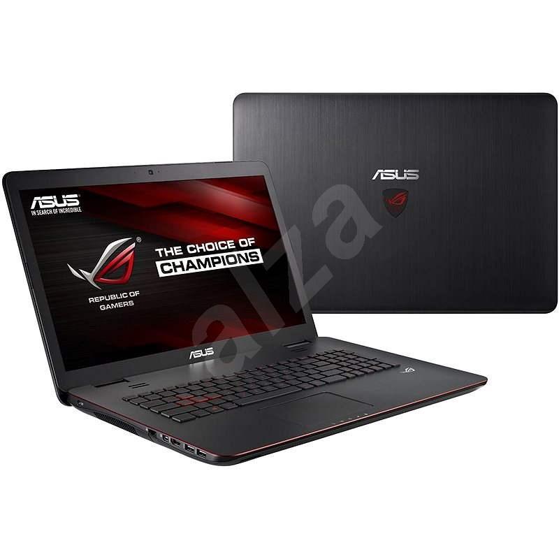 ASUS ROG G741JW-T7105H - Notebook