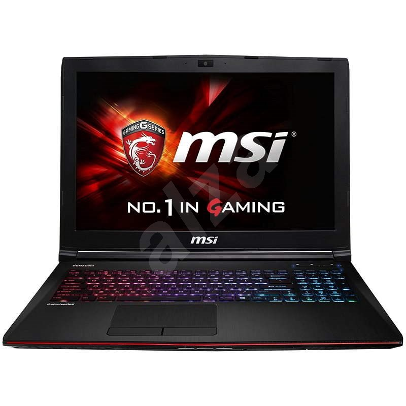MSI Gaming GE62 2QF(Apache Pro 4K)-235TW - Notebook