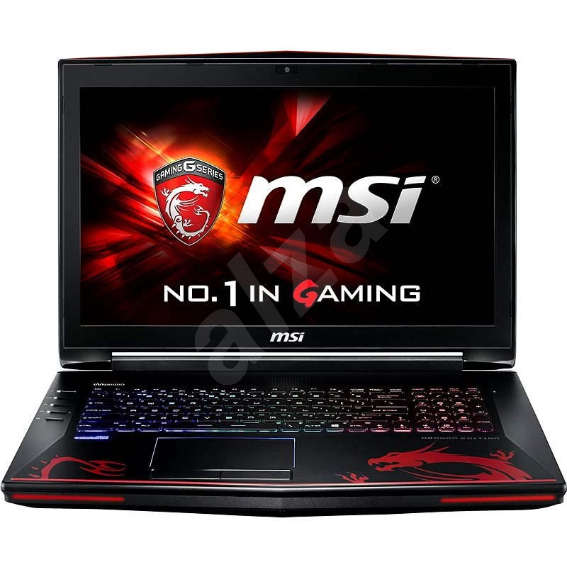 MSI Gaming GT72 2QE(Dominator Pro Dragon Edition)-1265ES - Notebook