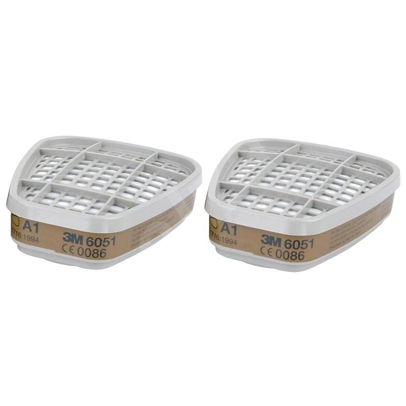 3M Filtr 6051 2ks - Filtr do respirátoru