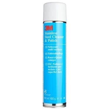 3M™ Stainless stell cleaner spray 600 ml - Čistič
