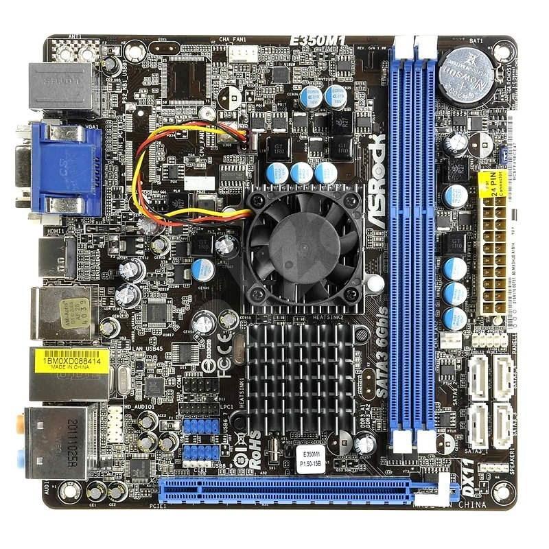ASROCK E350M1 - Základní deska