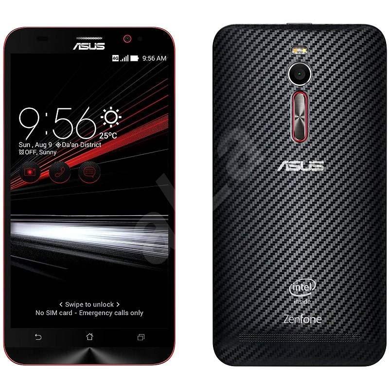 ASUS ZenFone 2 Special Edition ZE551ML 256GB Silver - Mobilní telefon